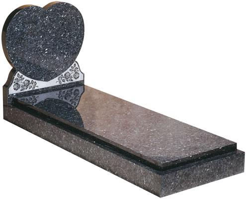 Heart Shape with Cover slab