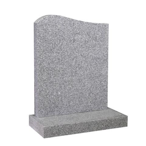 Half Ogee Top headstone
