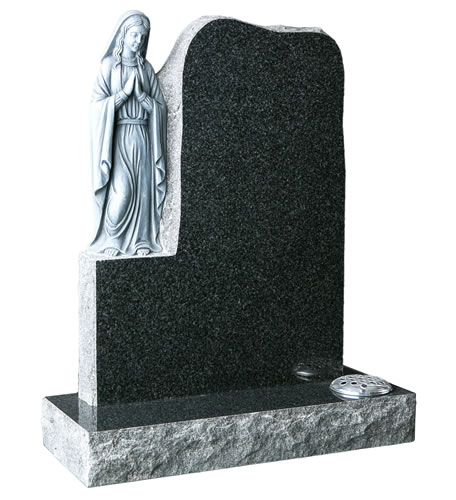 Our Lady Headstone