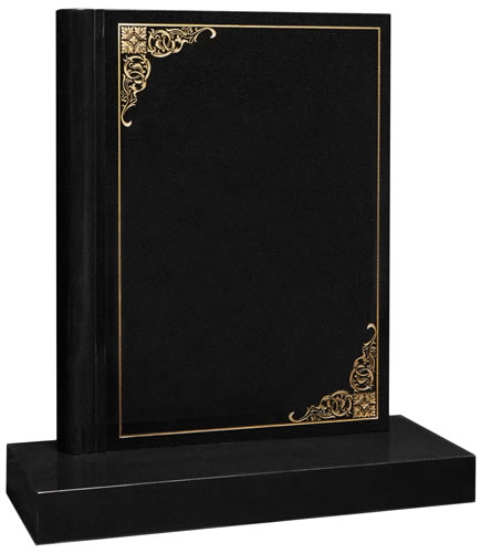 Book of Life with Gold decoration