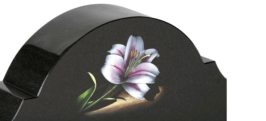 slider headstone